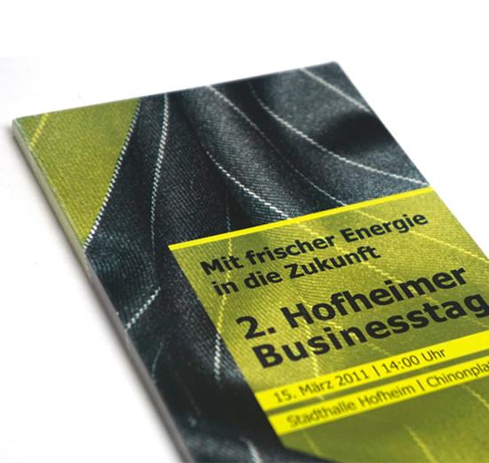 2. Hofheimer Businesstag
